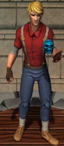 Big Blue Skullrox