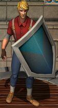 Aquatic Kite Shield