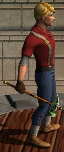 Earthen Hammer