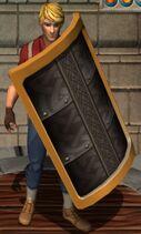 Dread Knots Shield