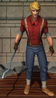 Aquatic Staff