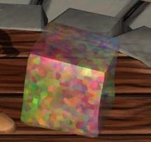 Pet Prismatic Gelatinous Cube