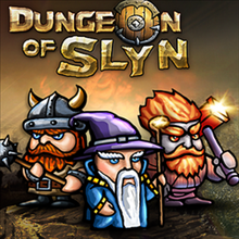 Dungeon of Slyn Title