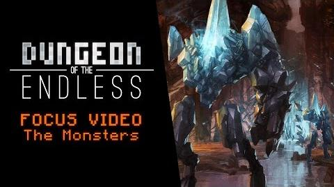 Dungeon of the Endless - Focus Video - The Monsters