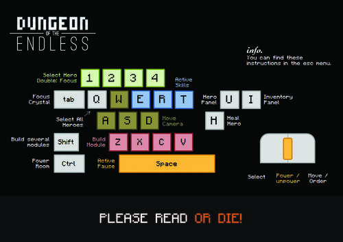 DotE Instructions