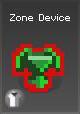 Item a zone device grey