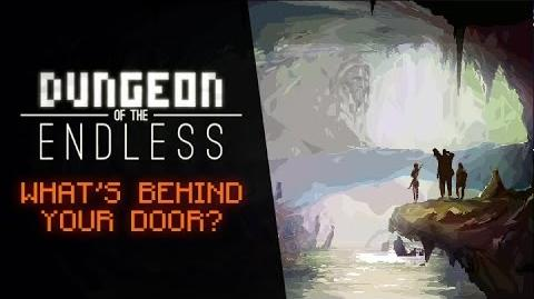 Dungeon of the Endless - What's Behind Your Door? Trailer