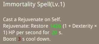 Immortality Spell WD Map 15 | Dungeon Survivor II Wiki | FANDOM