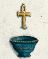 Nephthys Symbol