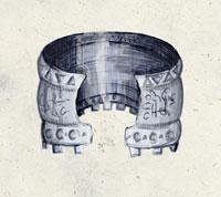 Ironhand symbol