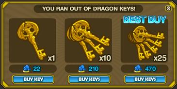 Dragon Keys Shop