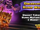 Dwarven Rune War