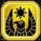Sun Worship Icon