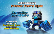 Stone Fist's Epic event