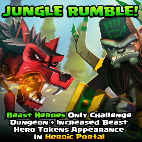 Jungle Rumble Cover