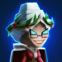 Mrs Claus Icebloom 2A Icon