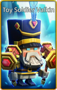 Toy Soldier Valkin skin