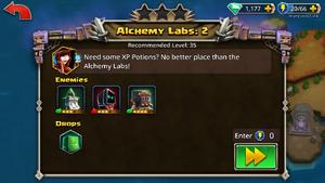 Alchemy Lab2