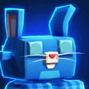 Bunny 01 Blue