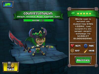 Countess Envilyn
