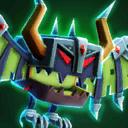 Bat 04 Green