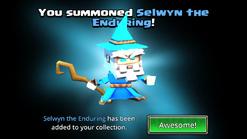 Selwyn Summoned
