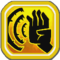 Vibrating Palm Icon