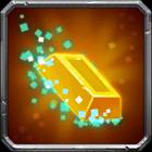 Crystallized Ingot