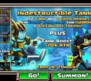 Indestructible Tanks