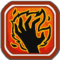 Burning Touch Icon