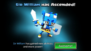 Sir William First Ascension