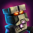 Golem 02 Purple