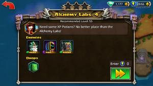 Alchemy Lab4