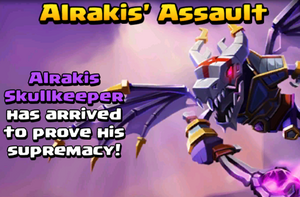 Alrakis Assault
