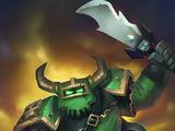 Drakk the Warlord