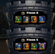 Tower of Pwnage floor 5 and 6