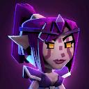 Shadow Queen Daeris 1A Icon