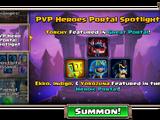 PVP Heroes Spotlight