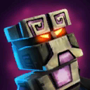 Golem 03 Purple