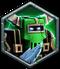 Drakk the Warlord token 2