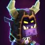 Goblin Berserker 03 Purple