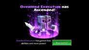 Overlord Executum unascended