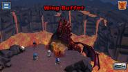 Sulfurious Wing Buffet