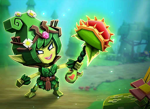 Lily Blossom Epic Banner