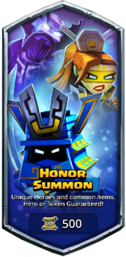 Honor Summon Portal