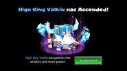 High King Valkin unascended