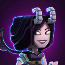 Demon Queen Ella 0A Icon
