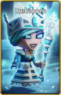 Icebloom default skin