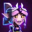 Moon Priestess Daeris 1A Icon
