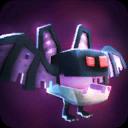 Bat 01 Purple